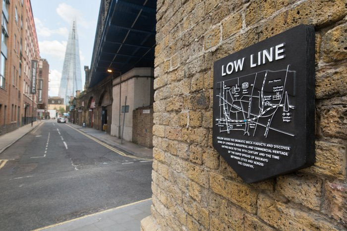 Friends of the Low Line invite